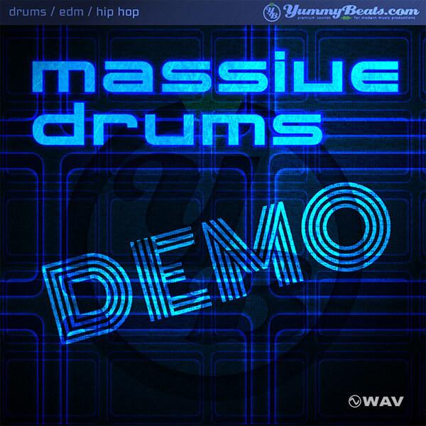 [Massive Drums Demo]