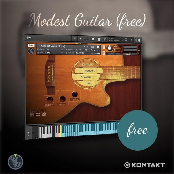 [Modest Guitar - Free]