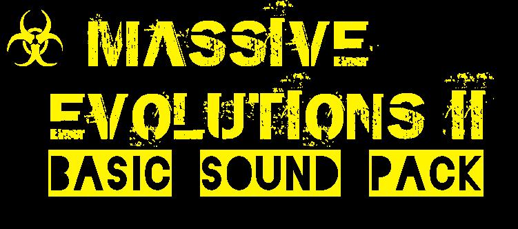 ☣ Basic Sound Pack #ME2